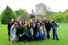Ireland-GroupBlarney