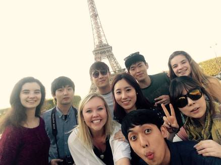 Korea in Paris