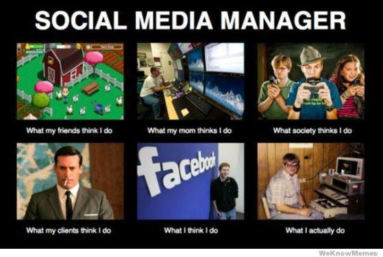 socially-media-manager
